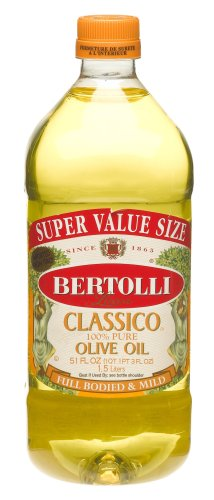 Bertolli Classico 100% Olive Oil, 51-Ounce Bottle