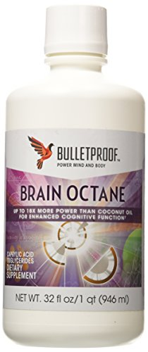 Bulletproof Brain Octane Oil 32 oz