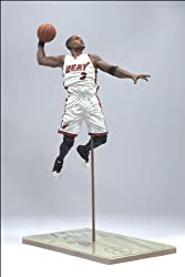 McFarlane NBA Series 12 Dwayne Wade Miami Heat Action Figure - Miami Heat