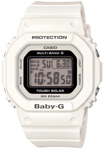 Casio Baby-G Tripper Tough Solar Multiband 6 Ladies Watch BGD-5000-7JF