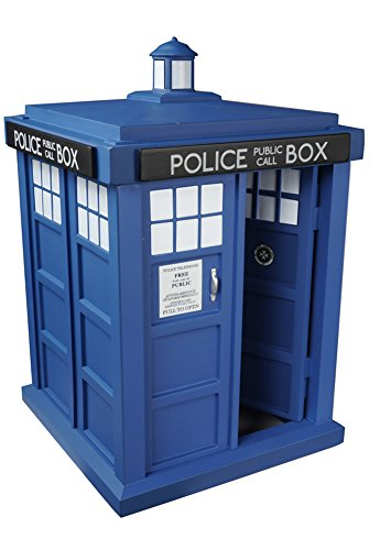 Funko - Figurina Doctor Who - Tardis Oversize Pop 15Cm - 0849803052867
