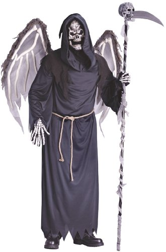Winged Reaper Male Adult Halloween Costume