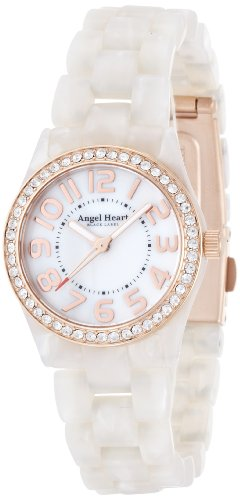 Angel Heart Women's Watch BlackLabel WhiteFace BK28AWZ (Japan Import)