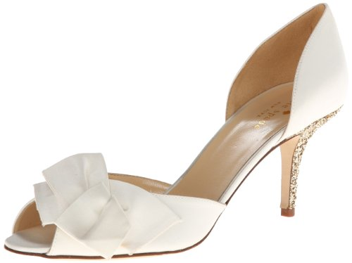 Women's kate spade new york 'jackie' pump, Size 11 M - Ivory