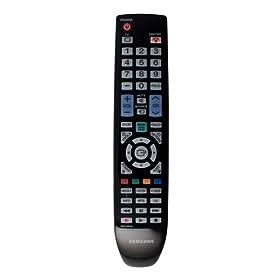 Samsung LCD TV Remote Control BN59-00854A for LN55B650, PN58B650, PN50B650