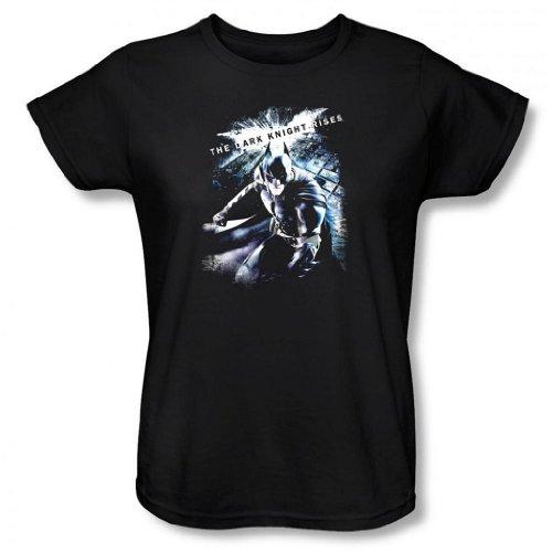 Dark Knight Rises - Batman More than a Man Women's T-Shirt