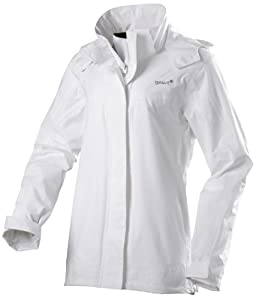 Gelert Women's St Kitts Jacket - Optic White, Size 08 - 36