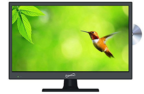 Best Price! SuperSonic 1080p LED Widescreen HDTV with HDMI Input, AC/DC Compatible for RVs and Built...