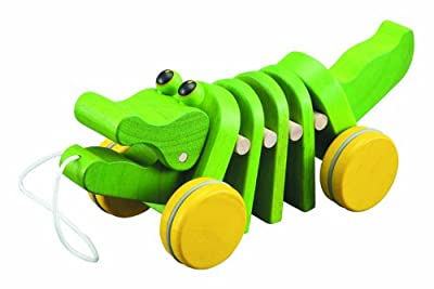 Plan Toys Dancing Alligator from Plan Toys