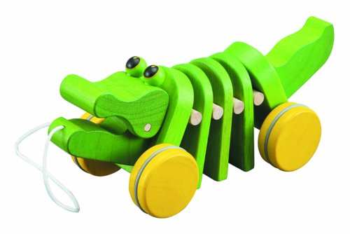 419InZSkHkL Reviews Plan Toys Dancing Alligator