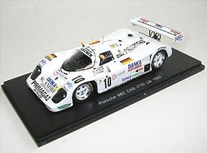Spark - S2081 - Véhicule Miniature - Modèles À L'échelle - Porsche 962 C-k6 Primagaz - Le Mans 1993 - Echelle 1/43