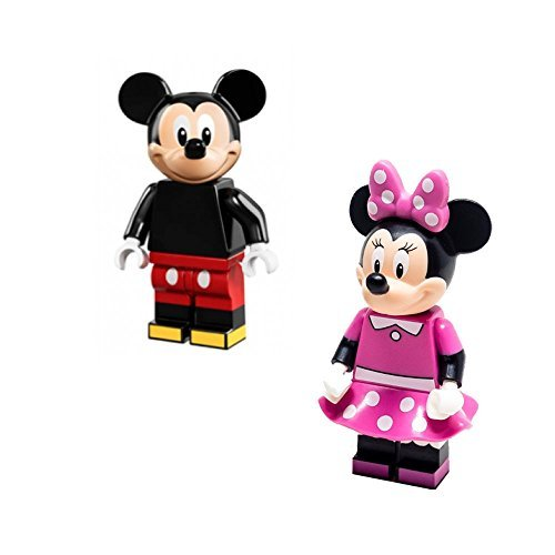 Lego-Disney-Minifigures-71012-Mickey-Mouse-Minnie-Mouse-2-Pack