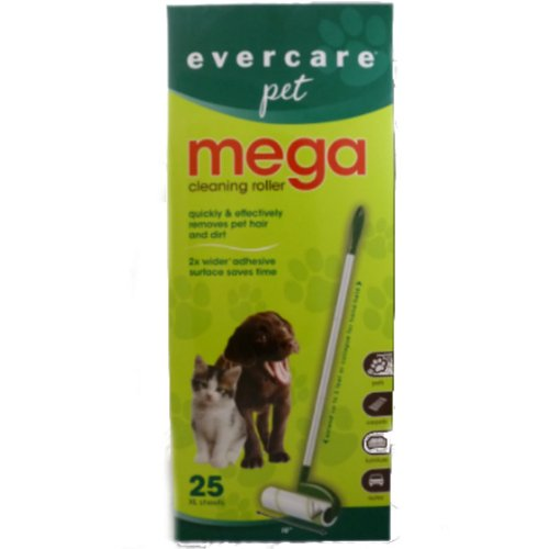 Evercare Pet Mega Cleaning Roller - 3 Feet Extendable Handle front-496658