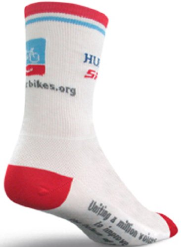 Buy Low Price Sock Guy People for Bikes Sock; SM/MD White (PEOPLE)