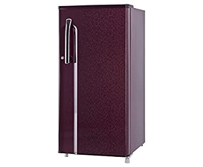 LG GL-B205KWCL Direct-cool Single-door Refrigerator (190 Ltrs, 4 Star Rating, Wine Crystal)