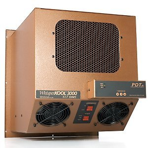 Buy WhisperKOOL XLT 3000 Wine Cellar Cooling Unit -Max Room Size = 650 cu ft