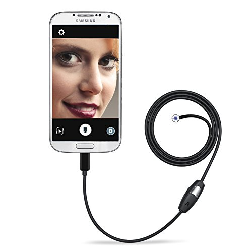 Depstech®1m Android OTG étanches endoscope de Smart Touch 7mm + adaptateur USB