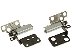 ET LCD SCREEN HINGES SET (L+R) TOUCHSCREEN FOR DELL INSPIRON 15Z 5523 8C5WW 8P1M0