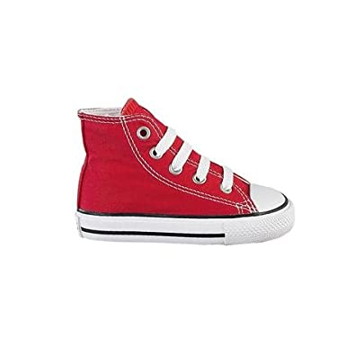 Toddler converse all star hi athletic shoe for Converse all star amazon
