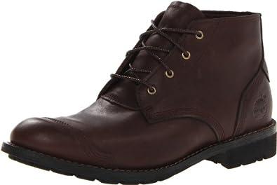 Timberland Men's City Premium Chukka Boot,Dark Brown,11 M US