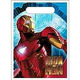 Iron Man '2' Favor Bags (8ct)