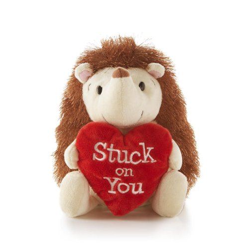 Hallmark Valentine's Day 2014 VTD1428 Valentine Porcupine Plush