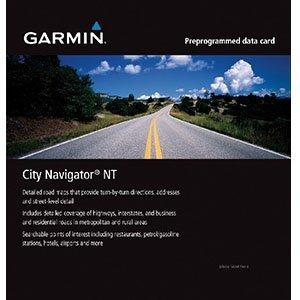 Garmin 010-11875-00 Garmin City Navigator Australia and New Zealand NT Micro SD/SD Card