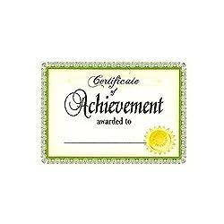 Achievement Award Edible Image Cake Topper