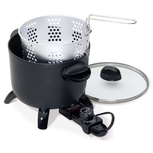 Presto 6-Quart Kitchen Kettle Multi-Cooker/Steamer image