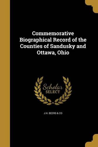 Commemorative Biographical Record of the Counties of Sandusky and Ottawa, Ohio (Ottawa Co compare prices)