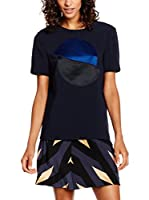 Marc by Marc Jacobs Camiseta Manga Corta Sparks (Azul Oscuro)