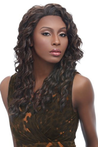 Harlem 125 Kima Classic Synthetic Lace Front Wig - Lc603 (#1 - Jet Black)