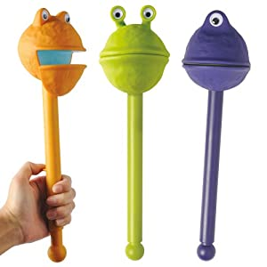 Puppet-on-a-stick Set Of 3 by Educational Insights