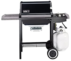 Weber Genesis Silver B Natural Gas Grill