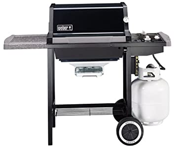 barbecue weber genesis silver