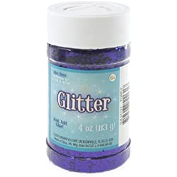 Sulyn 4 oz. Glitter Jar - Purple