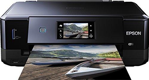 Epson Expression Premium XP-720 Stampante Multifunzione, Compatta, Nero