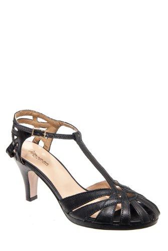Mariana Sabrina Dressy Mid Heel Sandal
