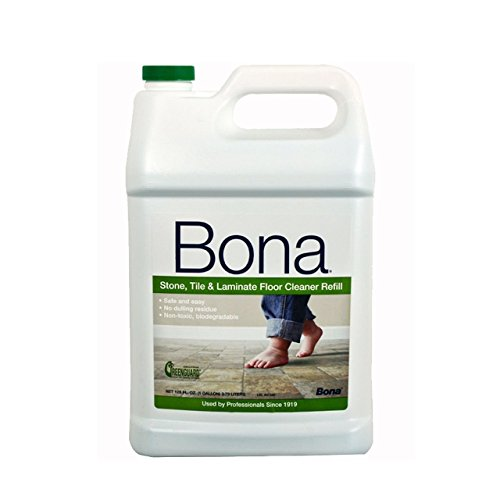 Bona Stone Tile and Laminate Floor Cleaner Refill, 128-Ounce (Tile And Floor Cleaner compare prices)
