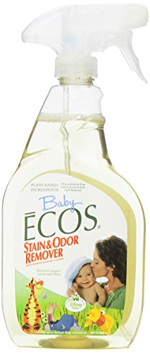 Earth Friendly Products Baby Ecos Stain and Odor Remover, 22 Ounce