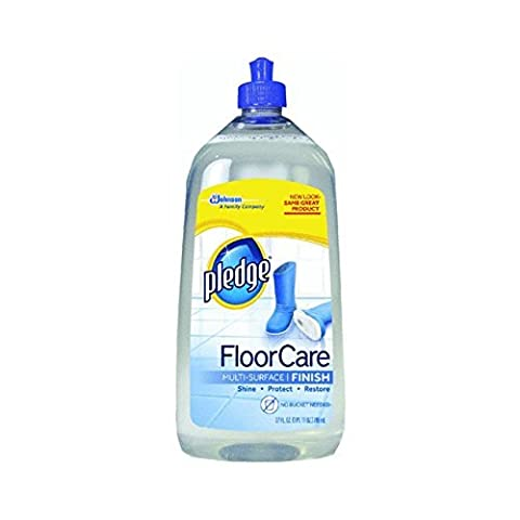 Pledge 27 Oz. Floor Finish (Pack of 2) by SC Johnson - 27 Oz Future Floor