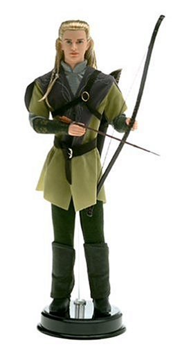 Picture of Mattel Ken as Legolas in Lord of the Rings Figure (B0003069V6) (Mattel Action Figures)