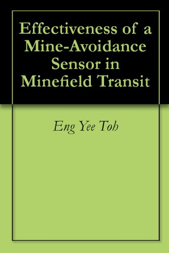 Effectiveness of a Mine-Avoidance Sensor in Minefield Transit PDF