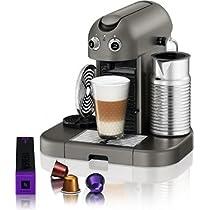 Nespresso C520 Gran Maestria Espresso Maker Titanium
