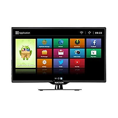 Nacson NS4215smart 99 cm (39) Smart HD Ready (HDR) LED Television