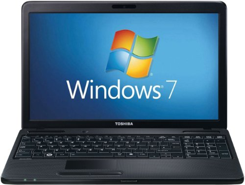 Toshiba Satellite C660-23M 15.6 inch Laptop (Intel Core i3-370M Processor, 6GB RAM, 640GB HDD, Windows 7 Home Premium)