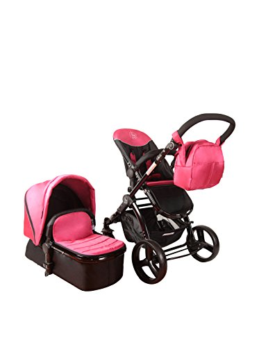 Elle Baby Travel System (Pink)