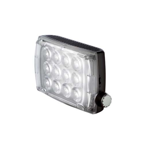 Manfrotto Spectra 500 Flood Led Fixture, 5000K Color Temperature, 55.0Deg. Beam Angle