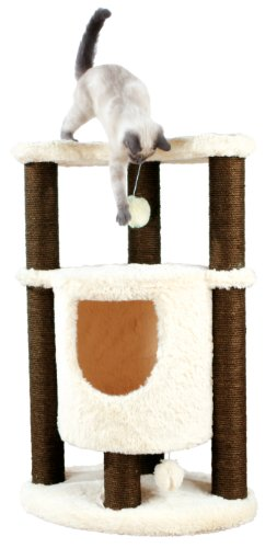 TRIXIE Pet Products Esmeralda Cat Tree House TRIXIE Pet Products B008JYIXHG