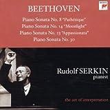 Beethoven: Piano Sonatas Nos 8, 14, 23, 30